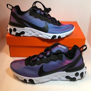 COPY - Nike React Element 55 PRM Women Running Sh…
